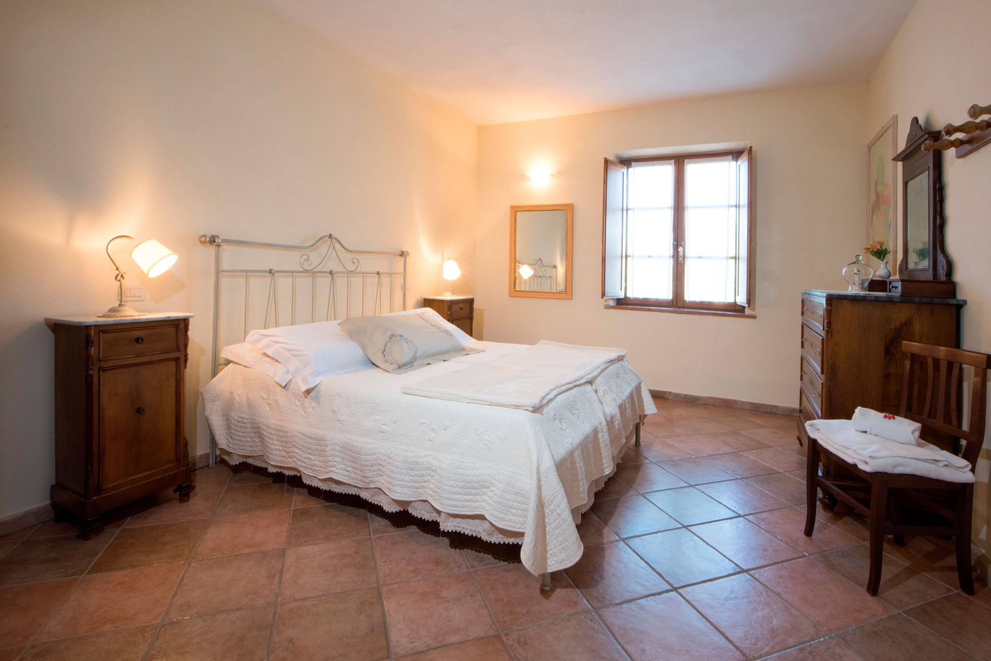 Farmhouse San Gimignano Tuscany Toscana Podere Lo Spadino